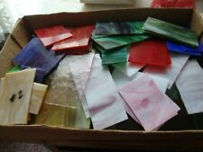 10 Pounds Stained Glass Pieces For Mosaics & Small Projects #2