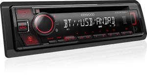 Kenwood KDC-BT530U CD Receiver with Built-in Bluetooth - AUS WARRANTY
