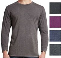 Men's Weatherproof 32 Degrees Long Sleeve Crew Neck Shirt Choose Size & Color -B
