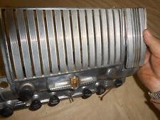 1948 DODGE 4 DOOR SEDAN INTERIOR CHROME CONTROL PANEL w/ASHTRAY   ORIGINAL PART