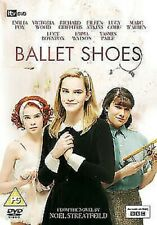 Ballet Shoes 5037115274038 With Richard Griffiths DVD Region 2