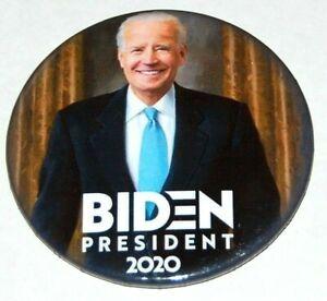 2020 JOE BIDEN for PRESIDENT campaign pin pinback button political presidential