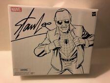 2007 Hasbro Marvel Legends Stan Lee Exclusive SDCC Toy Action Figure New MIB