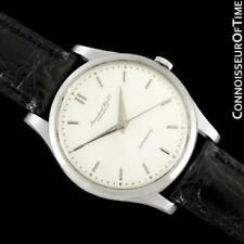1962 IWC Vintage Mens Cal. 853 Stainless Steel Automatic Watch - Mint - Warranty