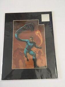 Laser Cel - Fantastic Four - Mr Fantastic - Ltd Ed 369/500 - 2004