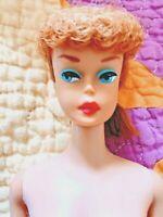 Gorgeous #6 Titian Vintage Ponytail Barbie! BEAUTIFUL!!