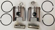 2x Vintage Scorpion/Raider/Deere 400 CCW pistons (18mm pin) (Standard) #09-8030