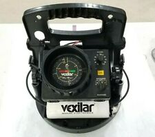 Vexilar Fl-8 Fish Finder Ice Fishing with New Vexilar Charger ~ No Battery ~