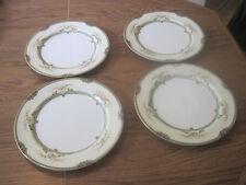 """Noritake China FLOREAL 76839   Set of 4 Dinner Plates 9-13/16"""""""