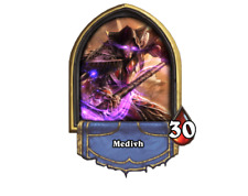 Medivh Held Hearthstone Code HS Battle.net Key Hero