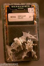 Dark Eldar Hellion 8074G Games Workshop 40K OOP Figures Blister Card New In Pkg