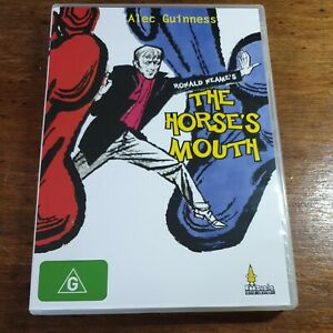 The Horse's Mouth DVD R4 Like New! FREE POST