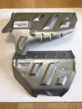 Genuine Toyota Landcruiser 80 93-97 Exhaust Manifold Heat Shield Set FZJ80 LX450
