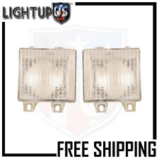 Fits 83-88 CHEVROLET BLAZER SIGNAL LIGHT/LAMP  Pair (Left and Right Set)