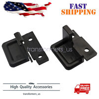 2Pcs Left & Right Side Center Console Lock Tray Armrest Latch For Honda Accord