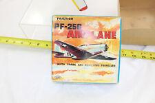 Tin - Yone Japan Airplane - Boxed
