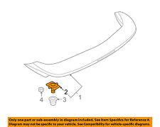Infiniti NISSAN OEM 03-08 G35-Spoiler Clip 0155306521