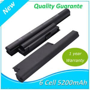 Batterie 5200mAh pour VGP-BPS22 VGP-BPL22 VGP-BPS22/A VGP-BPS22A pour SONY Vaio