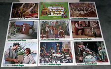 DARBY O'GILL AND THE LITTLE PEOPLE orig lobby card set SEAN CONNERY/JANET MUNRO