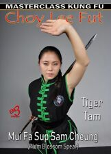 Mui Fa Sup Sam Cheung: Applications of the Plum Bloss Vol-3 Kung Fu by Tiger Tam