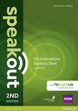 Speakout Pre-Intermediate 2nd Edition Students' Book with DVD-ROM and...