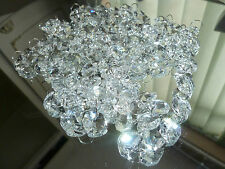 200 Chandelier Crystal Droplets Chain Glass Beads For Weddings/Chandelier 14mm