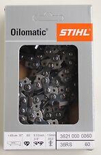"""Stihl Führungsschiene 3x Stihl Rapid Super Sägekette 3//8/"""" 1,6mm 60TG 40cm RS"""