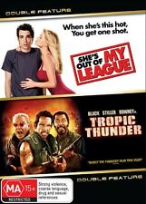 She's Out of My League / Tropic Thunder NEW R4 DVD