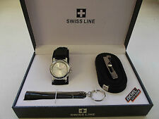 Swiss Line Reloj Regalo Box Set