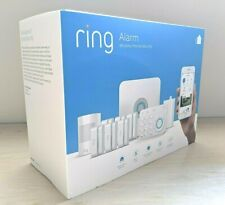 NEW Ring Alarm Wireless Security Kit Home System - 10 Piece Kit Smart Security
