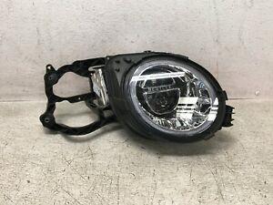 17-20 Bentley Bentayga Headlight LED RH Right Passenger Side OEM
