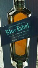 Johnnie Walker Scotch Whisky Blue Label 1L Christmas Edition! Duty Free! Last 1!