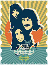 Tony Orlando & Dawn The Ultimate Collection 2005 3 Disc DVD Set FACTORY SEALED!