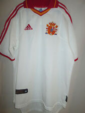 Spain 2000-2002 Third Football Shirt Size Youth /20675