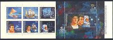 Marshall Islands 1992 Columbus/Ships/Space/Transport/Stars  6v + m/s bklt n33353