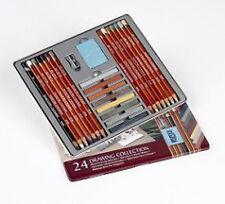 Derwent dessin collection 24 tin
