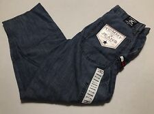 Vintage 2002 Tommy Hilfiger Painter Jeans Big Logo Flag New With Tags Size 31/30