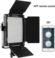 GVM 560 LED Video Light Panel with APP Control Function Photography Lighting...