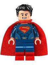 LEGO 76046 - Super Heroes - Superman - Red Boots - Minifig / Mini Figure