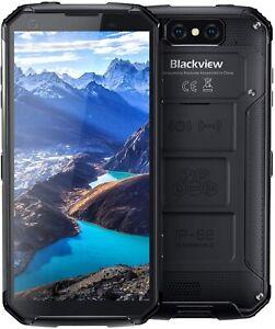 """Blackview BV9500 Plus 10000mAh Smartphone 4 Go+64 Go 5,7 """"IP68 étanche Helio P70"""