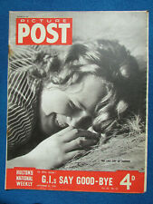 Picture Post Magazine - 22nd September 1945