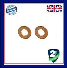NEW GENUINE CITROEN PEUGEOT 107 206 207 208 307 308HDI Sump Washers Seal Ring x2