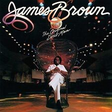 JAMES BROWN (GODFATHER OF SOUL) - THE ORIGINAL DISCO MAN NEW CD