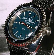 Vostok Amphibian 710059 Military Russian Diver Watch 200m Automatic UK