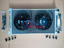 Radiador + Fans VW GOLF JETTA GTI MK2 1.8 8v MK1 CADDY.SCIROCCO.MK3 CORRADO