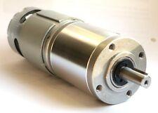 Getriebemotor (DC-Motor & Planetengetriebe), 24V, 14 U/Min, Ø45mm, bis 900 Ncm