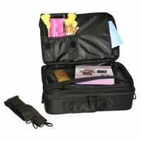 Professional Makeup Bag Portable Cosmetic Travel Case Storage Box Organizer