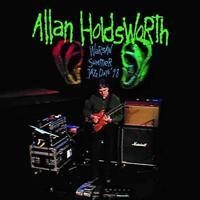 Allan Holdsworth - Warsaw Summer Jazz Days 98 (NEW CD+DVD)