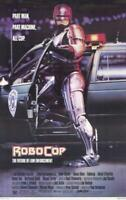 RoboCop Movie POSTER 11 x 17 Peter Weller, Nancy Allen, Ronny Cox, A