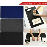 70x33cm Gaming Mouse Pad Extended Desk PC Keyboard Mousepad Soft Table Desk Mat